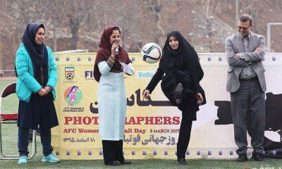 Leila Soofi zadeh iran football federation women affairs لیلا صوفی زاده فوتسال زنان فوتبال بانوان فدراسیون فوتبال 400x240 چین و اوکراین ؛ حریفان بعدی دختران فوتسالیست ایران