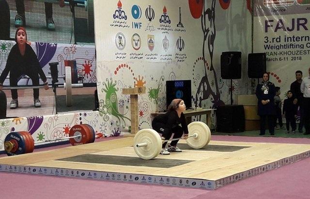 آیسن ادیب و رویای المپیک در ۸ سالگی: وقتی نگذاشتند روز اول وزنه بزنم؛ دلم شکست