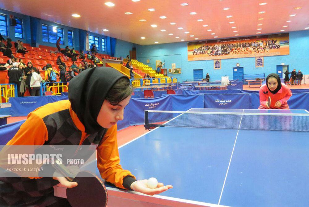 با شیما صفایی قهرمان نوجوان تنیس روی میز؛  دختر نیک همدان در جاده رویاها