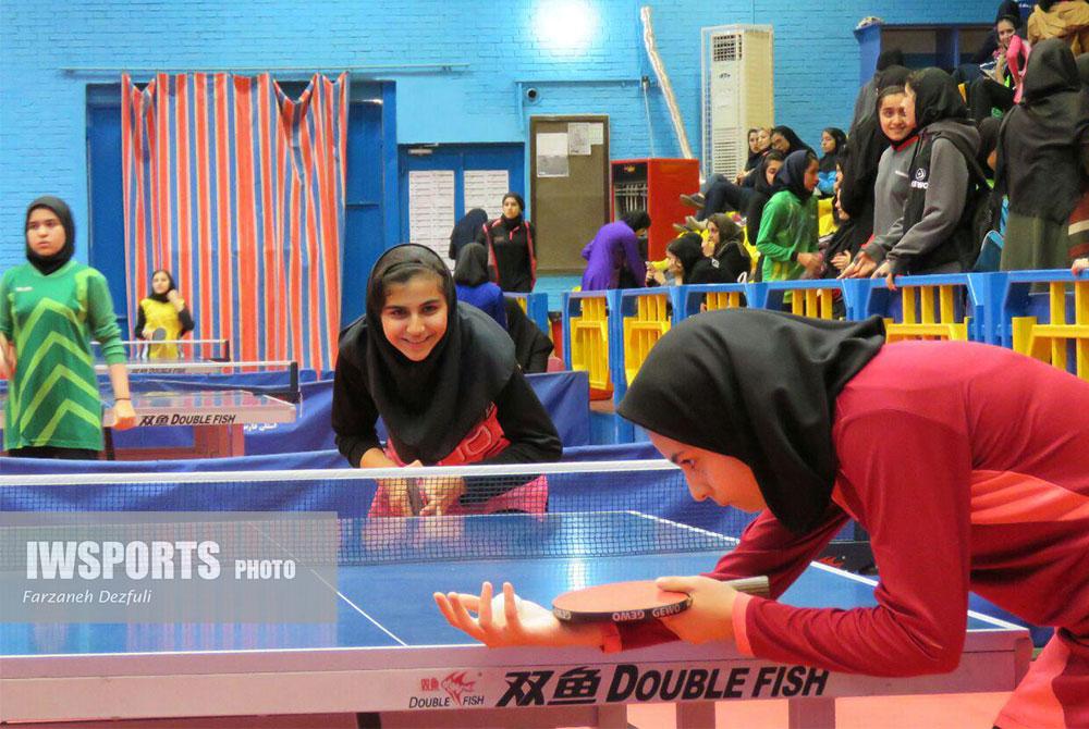 دختران پینگ پنگ باز ایران در راه تور جهانی اسلواکی و انتخابی المپیک در تایلند