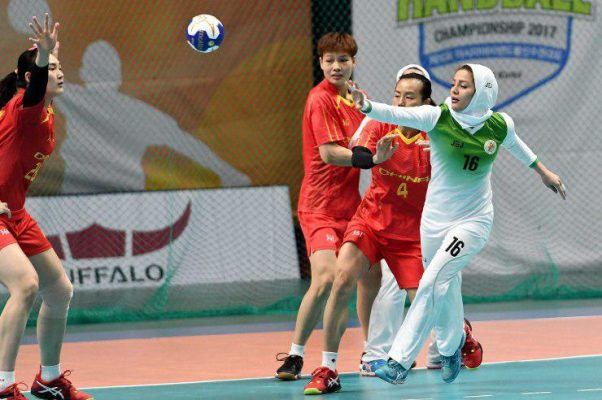 تیم ملی هندبال بانوان هندبال زنان iran hanball women 2 602x400 هندبال ایران و آب های راکد / تیم ملی ؛ مظلوم خاکستری من
