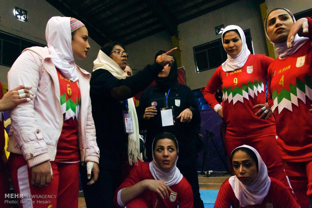 مربی تیم ملی کبدی ؛ یک ایرانی یا شایلا جین