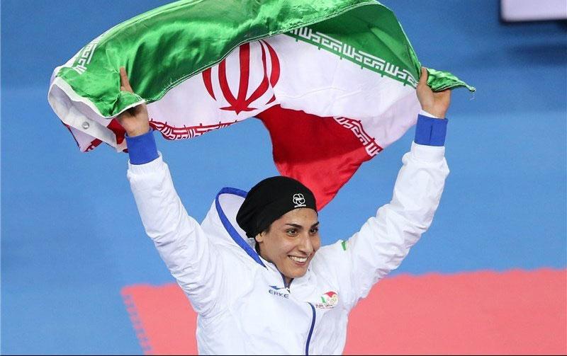 کاراته بانوان ایران در مسابقات قهرمانی جهان