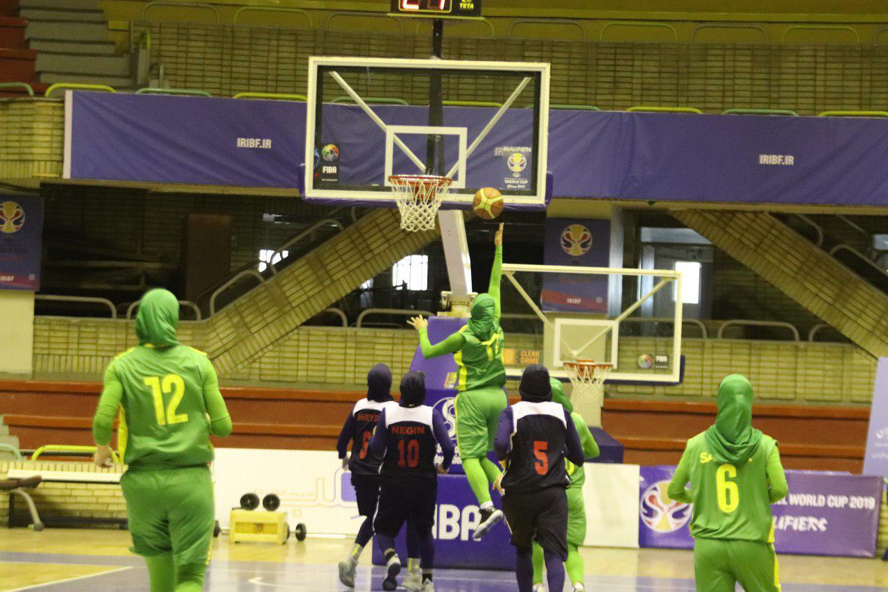 آغاز جذابیت در بسکتبال زنان ایران از سوم آبان / جدال شیرها با دندان های کم اثر