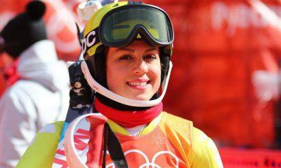 فروغ عباسی اسکی زنان ایران اسکی اسلالوم آلپاین Forough Abbasi iran women ski olympic 400x240 سیاست جوانگرایی در فدراسیون اسکی | فروغ عباسی و سمانه بیرامی باهر به پایان خط رسیده اند؟