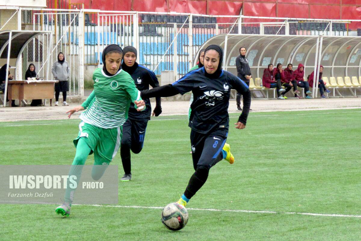 برنامه هفته اول تا پنجم لیگ برتر فوتبال بانوان