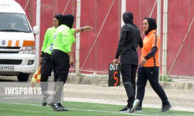 لیگ برتر فوتبال زنان منتخب فارس شهرداری سیرجان هفته پایانی لیگ فوتبال بانوان 13 400x240 اتفاق سوال برانگیز | تعلیق جهان نجاتی بدون جلسه انضباطی لغو شد