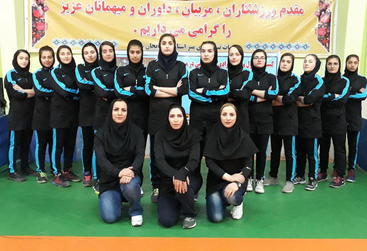 تبریز ، قهرمان مسابقات هندبال نوجوانان شمال کشور (تصاویر)
