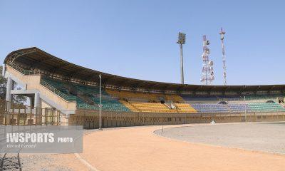 ورزشگاه فجر بم 400x240 شگفت انگیز ؛ شهرداری بم و ذوب آهن برگزار می شود/ توفیق اجباری برای بم