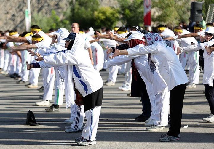 ۱۸ دختر ورزشکار از استان مرکزی در سال ۹۶ ملی پوش شدند
