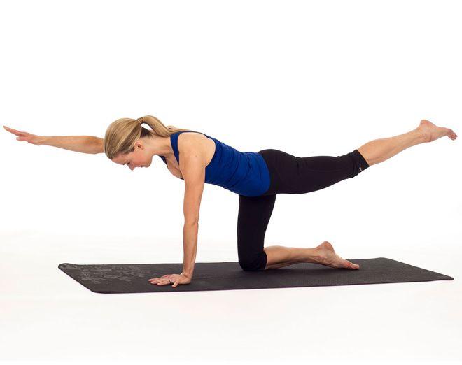 3 حرکت ورزشی تقویت عضلات کمر برای پشت میز نشین ها