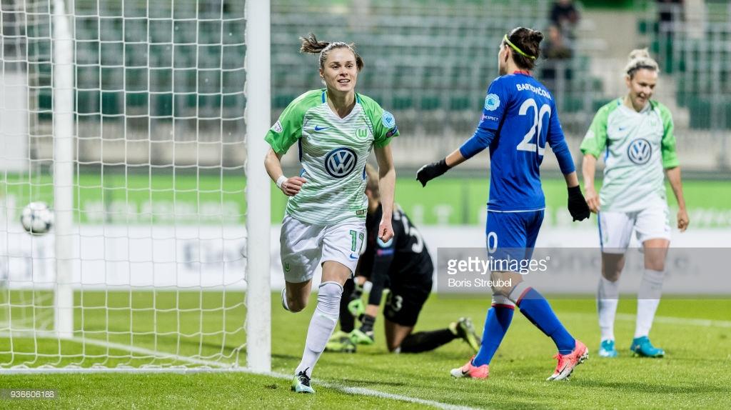 لیگ قهرمانان زنان اروپا ؛ پیروزی منچستر سیتی و چلسی و شکست بارسا در فرانسه