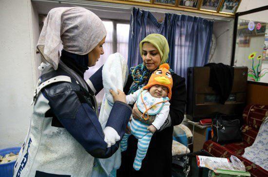 جابجایی رکورد تیراندازی جهان توسط الهه احمدی ؛ مادرانه و قهرمانانه