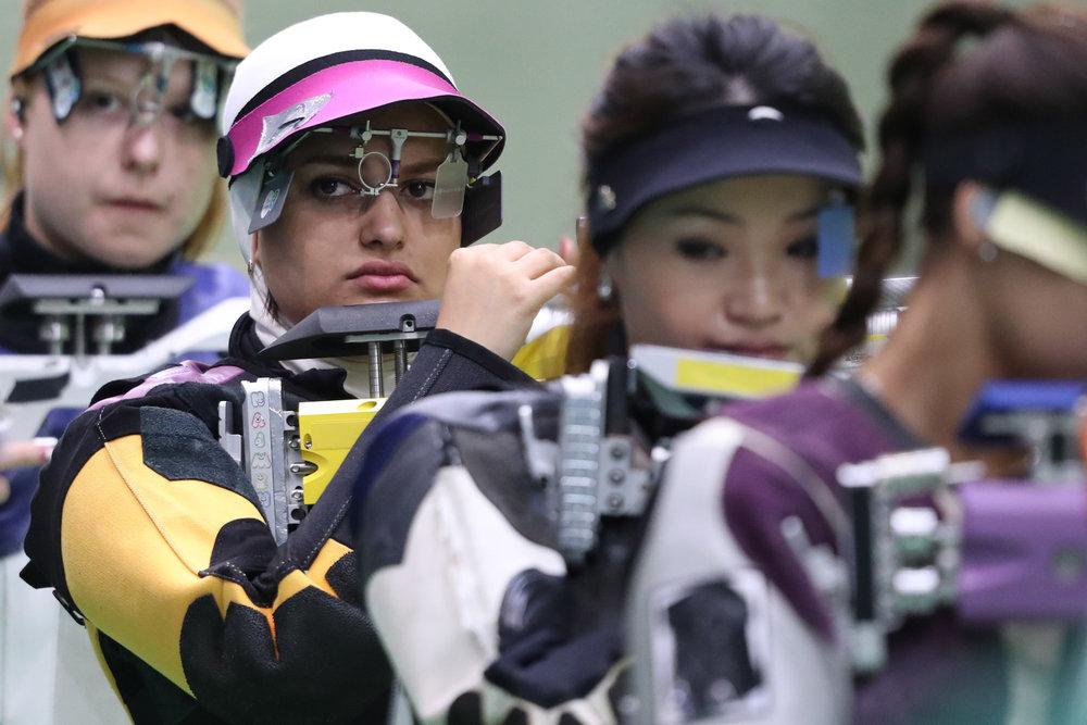 عملکرد دختران تیرانداز در کره جنوبی :ناامید کننده / بار سنگین مسئولیت در جاکارتا