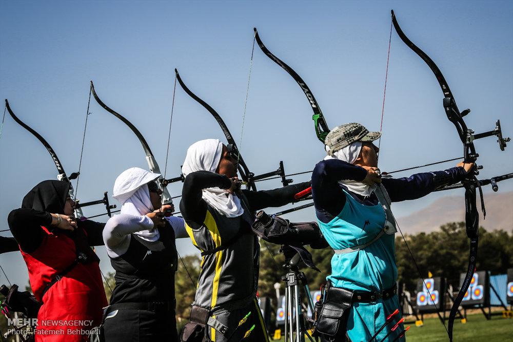 مسابقات جهانی تیراندازی با کمان در ترکیه؛ نتایج دختران کماندار ایران