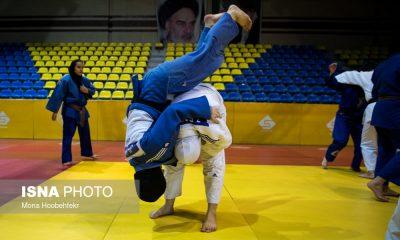 جودو بانوان 400x240 برنامه حضور دختران جودوکار ایران در مسابقات قهرمانی آسیا