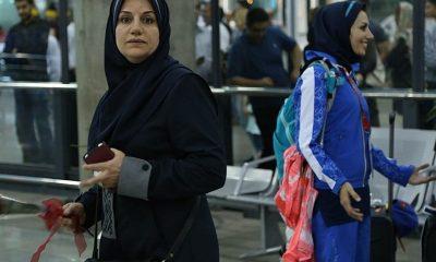 زهرا سروی 400x240 حضور کیمیا علیزاده در اردوی تیم دانشجویان | سروی: شرایط مالی فراهم شود به گرند پری می رویم