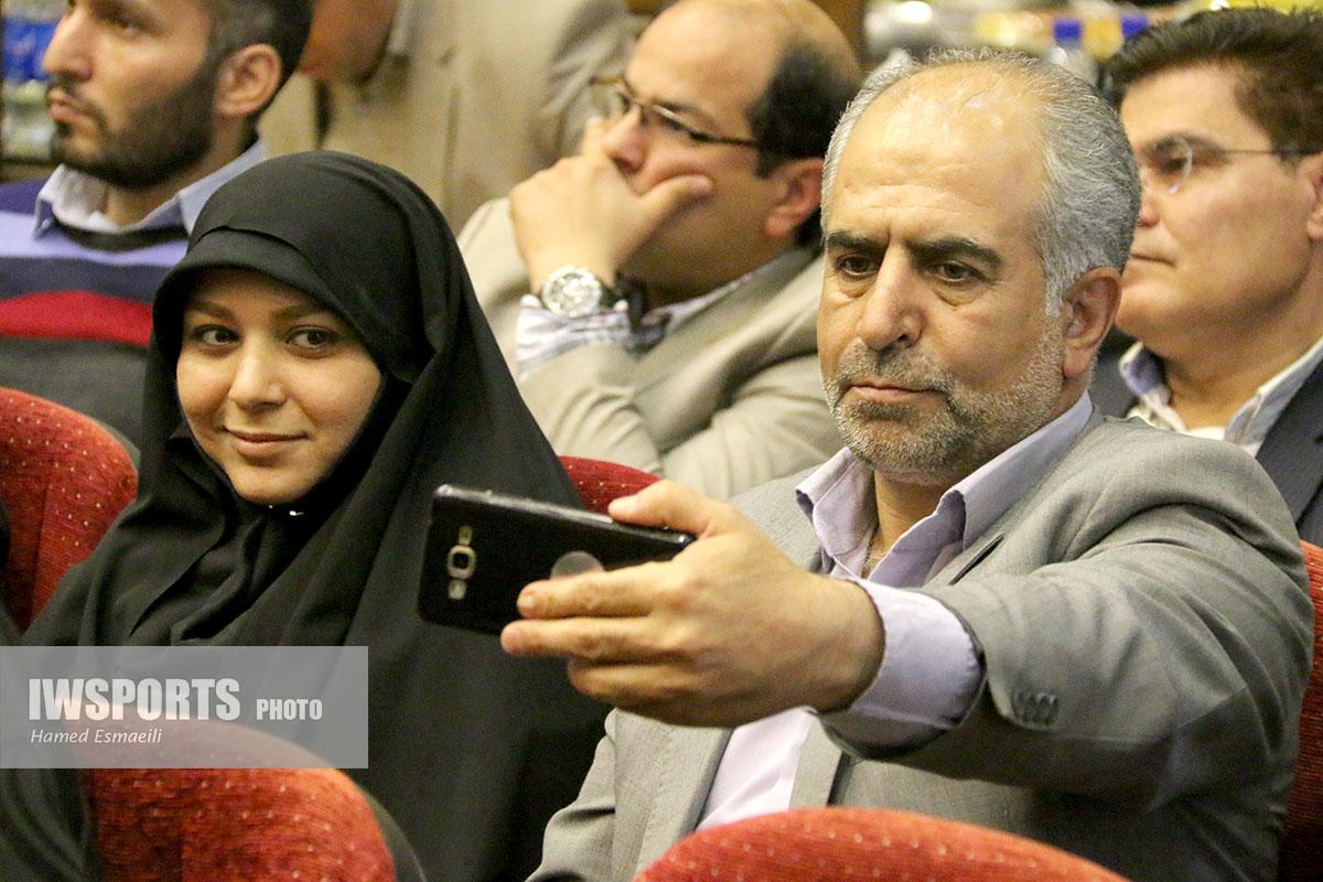 تصاویر نشست مشترک هیئت های ورزشی استان تهران و معاونین وزارت ورزش