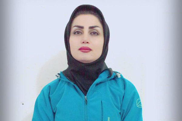 نگار حسینی ، افتخار کاراته کردستان در تیم ملی امید
