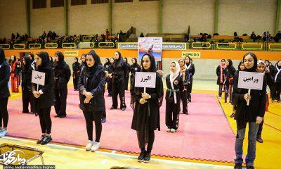 هاپکیدو 400x240 رقابتهای هاپکیدو WHC ؛ دختران رزمی کار قزوین قهرمان شدند