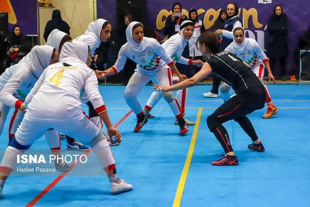 اردوی تیم ملی کبدی بانوان در قزوین ؛ 22 بازیکن در فهرست شایلا جین