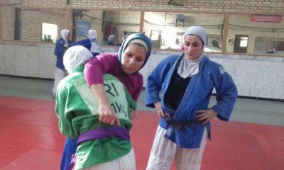 کوراش بانوان 400x240 پاکروح و تجربه مفید حضور کوراش زنان ایران در هند/ سرشار از انگیزه برای جاکارتا