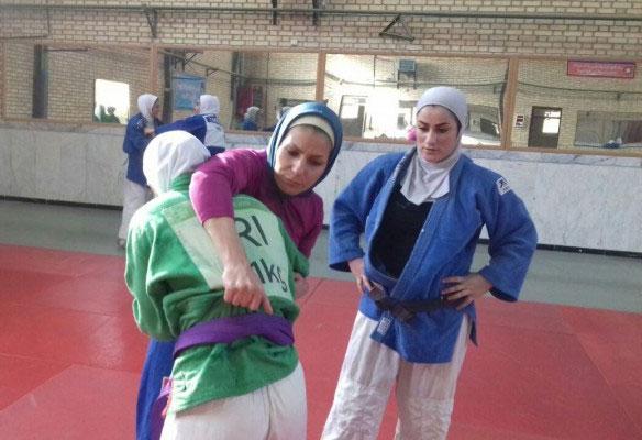 کوراش بانوان پاکروح و تجربه مفید حضور کوراش زنان ایران در هند/ سرشار از انگیزه برای جاکارتا
