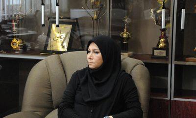 افسانه باقری نایب رئیس فدراسیون کاراته Iran Karate federation vice oresident women is sports 400x240 افسانه باقری از فدراسیون کاراته رفت | اشرف امینی و چالشهای جانشینی باقری