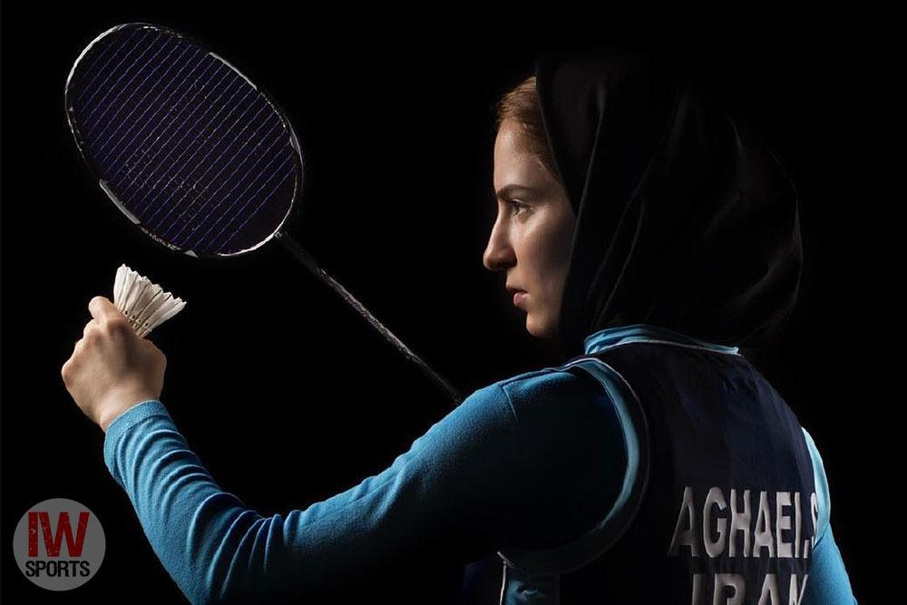 بدیمینتون بانوان Soraya Aghaei Iran female badminton ثریا آقایی ثریا آقایی: از چهارسال پیش مصمم ترم| تمام زندگی ام را برای گرفتن سهمیه المپیک گذاشته ام