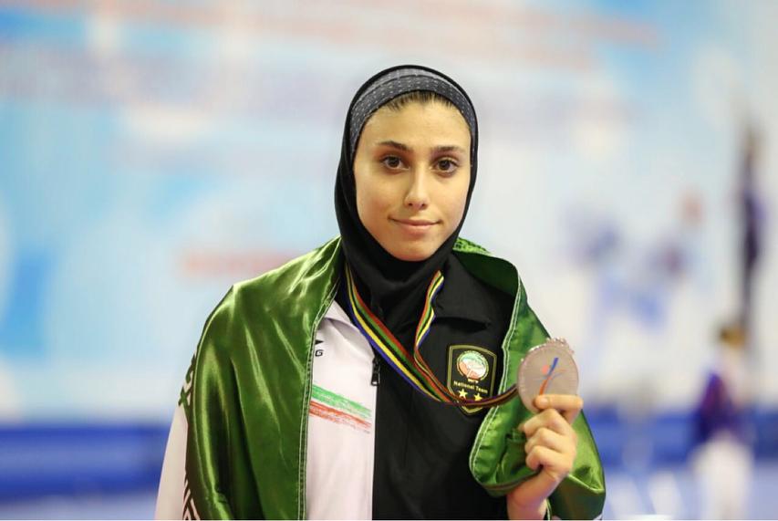 تاریخچه تکواندوی بانوان ایران در مسابقات قهرمانی آسیا