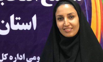 سمانه قائد زاده رئیس هیئت سه گانه استان هرمزگان 400x240 نخستین رئیس زن هیئتهای ورزشی سه گانه در کشور انتخاب شد