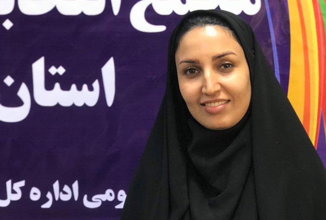 نخستین رئیس زن هیئتهای ورزشی سه گانه در کشور انتخاب شد