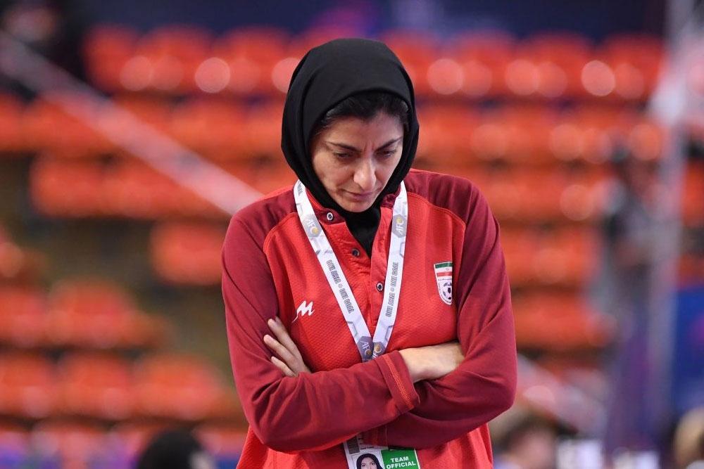 فوتسال بانوان ایران و ژاپن قهرمانی آسیا فینال Iran Japan final asian champiomship 2018 thailand womens 17 شهرزاد مظفر مظفر : لیگ فوتسال تولید کننده نیست | قرارداد فوتسالی ها از رشته های غیر مدال آور هم کمتر است