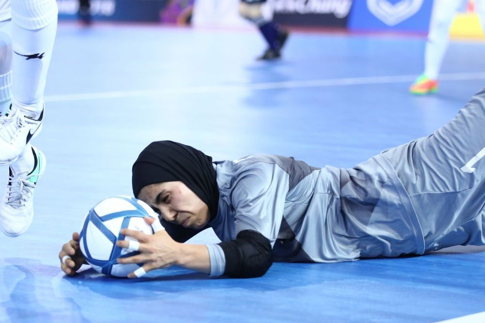 فرزانه توسلی و فصل جدید لیگ برتر فوتسال ؛ آبادان یا تهران