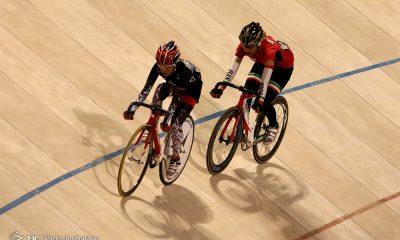 مرحله اول لیگ دوچرخه سواری پیست iran women cycling pist sprint skretch 24 400x240 رنکینگ ملی دوچرخه سواری بانوان ایران / نیمه استقامت