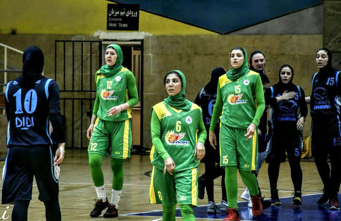 از شرق اروپا تا آبادان ؛ دختر ۱۹۲ سانتی متری صرب از حضور در ایران می گوید