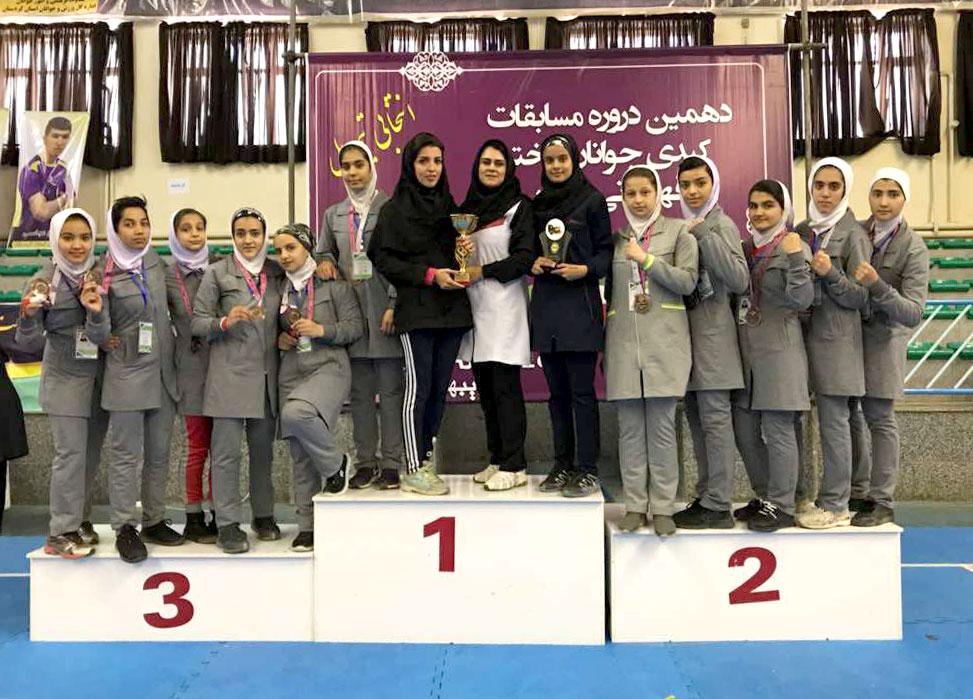 کبدی جوانان کشور در سنندج ؛ قهرمانی تهران با پیروزی بر گلستان