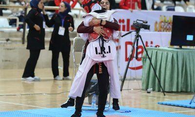 تکواندو خردسالان دختر کشور در یزد 10 400x240 تصاویر مسابقات تکواندو خردسالان دختر کشور در یزد