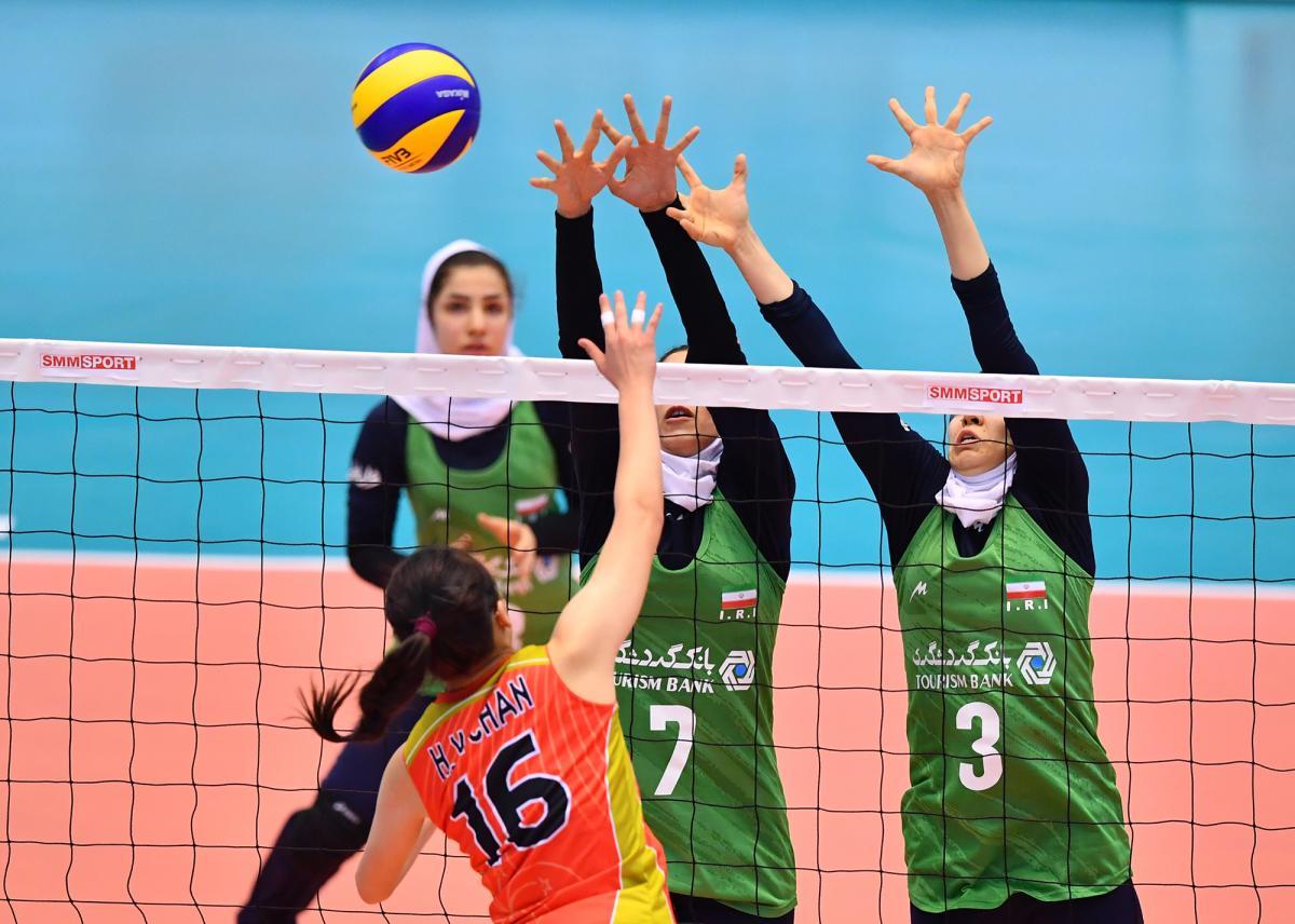 والیبال جوانان آسیا ؛ ایران ۳ هند صفر / صعود به جمع ۸ تیم برتر آسیا