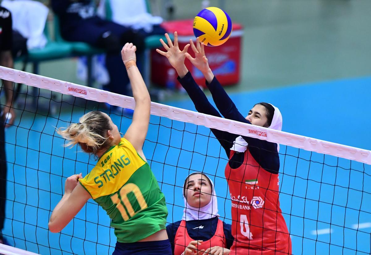 تصاویر : تیم ملی والیبال جوانان در دور گروهی قهرمانی آسیا