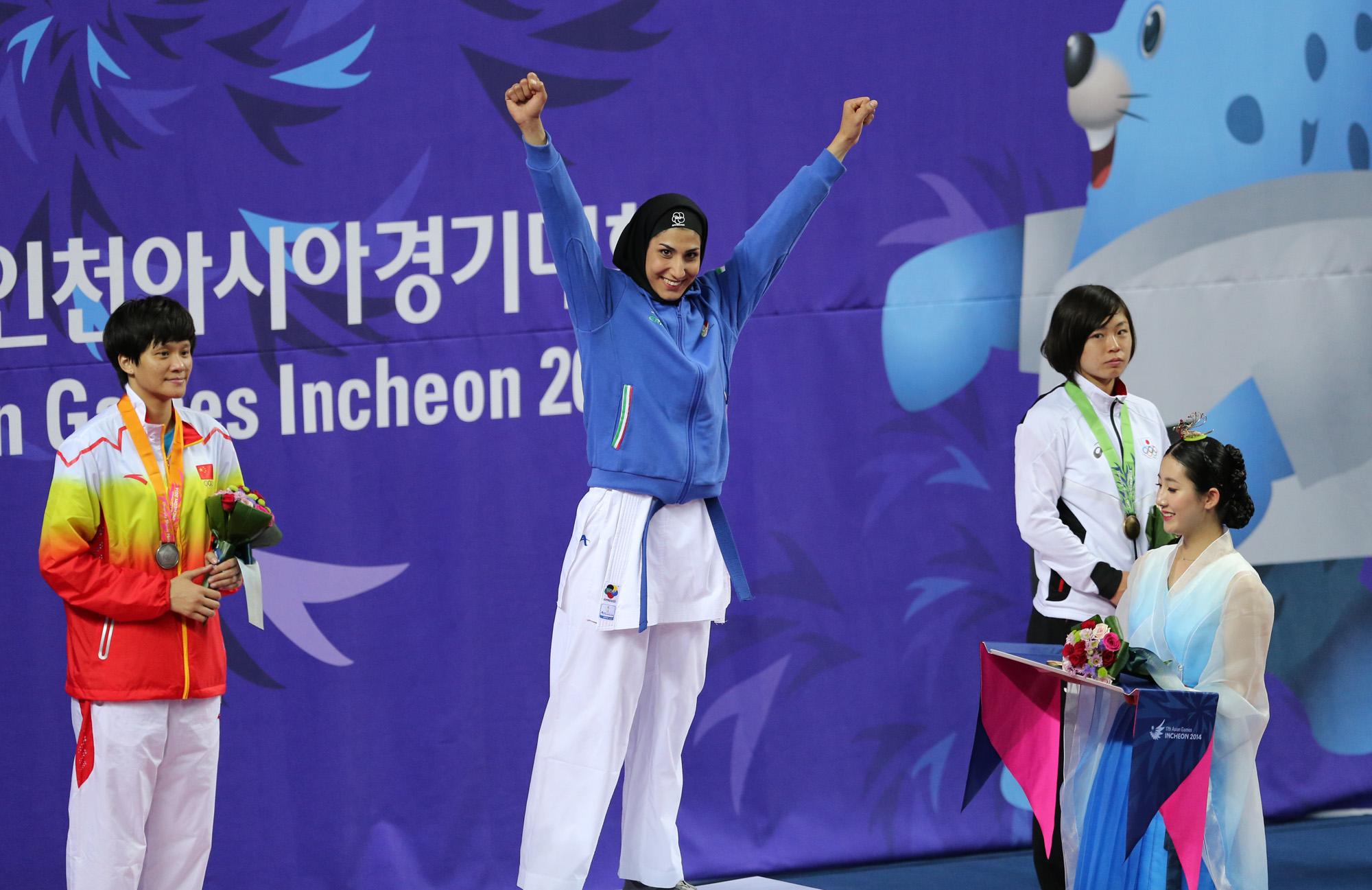 براساس اعلام فدراسیون جهانی کاراته | عباسعلی بهترین بانو؛علیپور و خاکسار به دنبال سهمیه المپیک