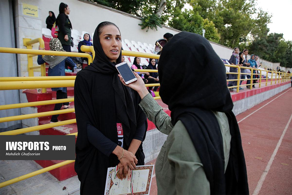 نگاه به ورزش در ایران مردانه است/ بههنگام مصدومیت رها میشویم