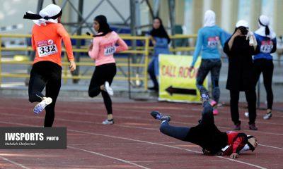 روز دوم مسابقات دو و میدانی بانوان کشور در مشهد 25 400x240 روز اول مرحله اول لیگ دو و میدانی بانوان/ حضور قدرتمند دانشگاه آزاد با ستاره ها