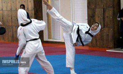 زینب اسماعیلی تکواندو بانوان 400x240 دختران تکواندوکار در راه کره جنوبی؛ هدف : افزایش رنک المپیکی