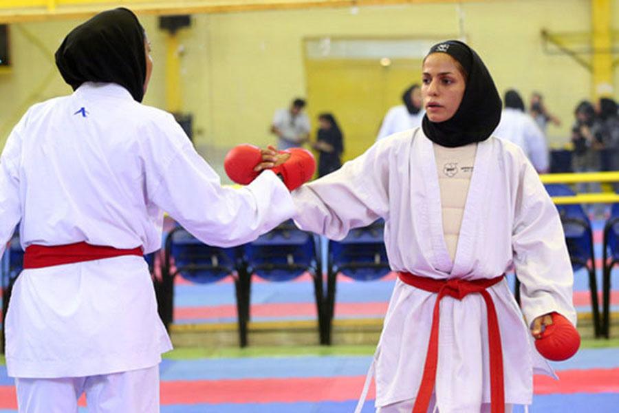 لیگ جهانی کاراته وان استانبول؛ خاکسار تنها مدال آور زنان ایران