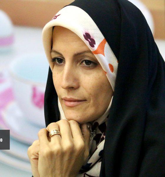 قرعه کشی لیگ برتر فوتسال بانوان 97 لیلا صوفی زاده1 560x600 درباره لیلا صوفی زاده | نایب رئیس محتاط و تهی از قدرت، پاسخگویی و اقتدار