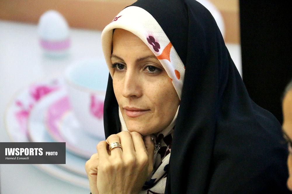 قرعه کشی لیگ برتر فوتسال بانوان 97 لیلا صوفی زاده1 درباره لیلا صوفی زاده | نایب رئیس محتاط و تهی از قدرت، پاسخگویی و اقتدار