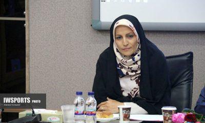 قرعه کشی لیگ برتر فوتسال بانوان 97 لیلا صوفی زاده10 400x240 صوفی زاده: حضور زنان در ورزشگاهها فرصت است