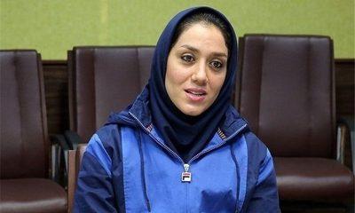 لیلا بهرامی مربی تیم ملی کاراته 400x240 انتقاد لیلا بهرامی از ساز و کار حاکم بر تیمهای ملی | آینده کاراته بعد از المپیک نگران کننده است