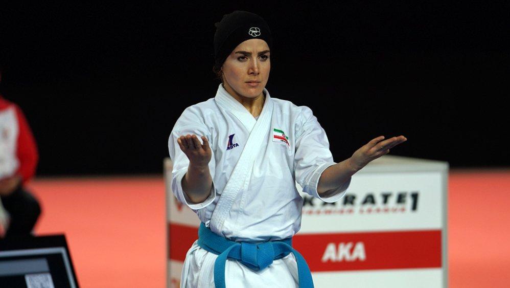 آغاز رقابت ملی پوشان کاراته ایران در کاراته وان دوبی